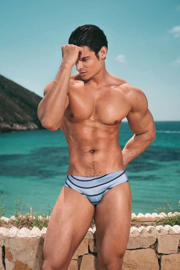 Negretti Ocean Breeze Brief