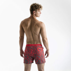 Negretti Pop Octopus Short