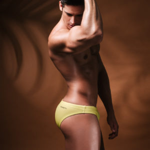 Negretti Lime Acid Bikini