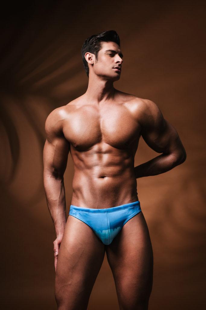 Negretti Blue Sea Bikini